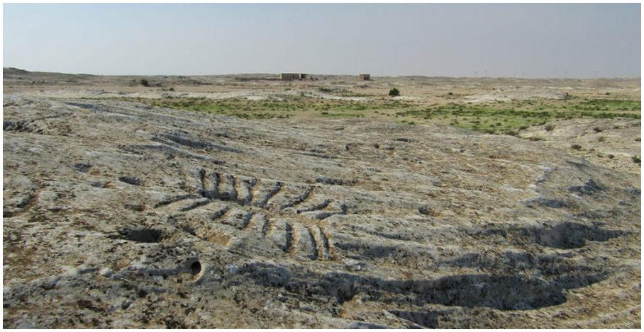 Sculptures-rupestres-Al-Jassasiya-qatar