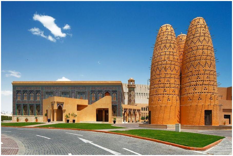 Village-culturel-Katara-qatar