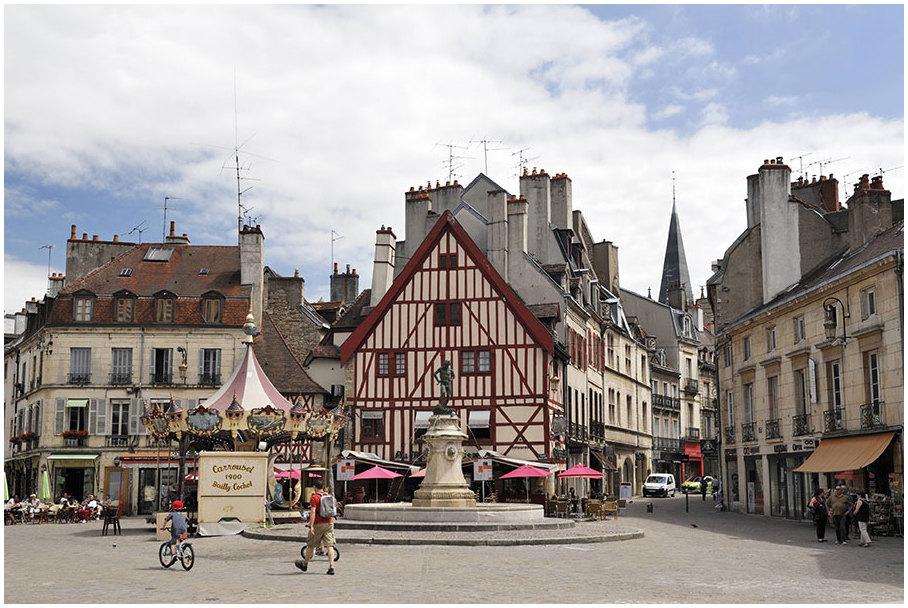 dijon-villes-françaises