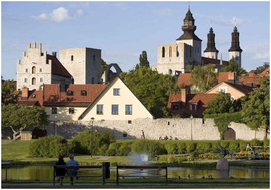 Visby-suede