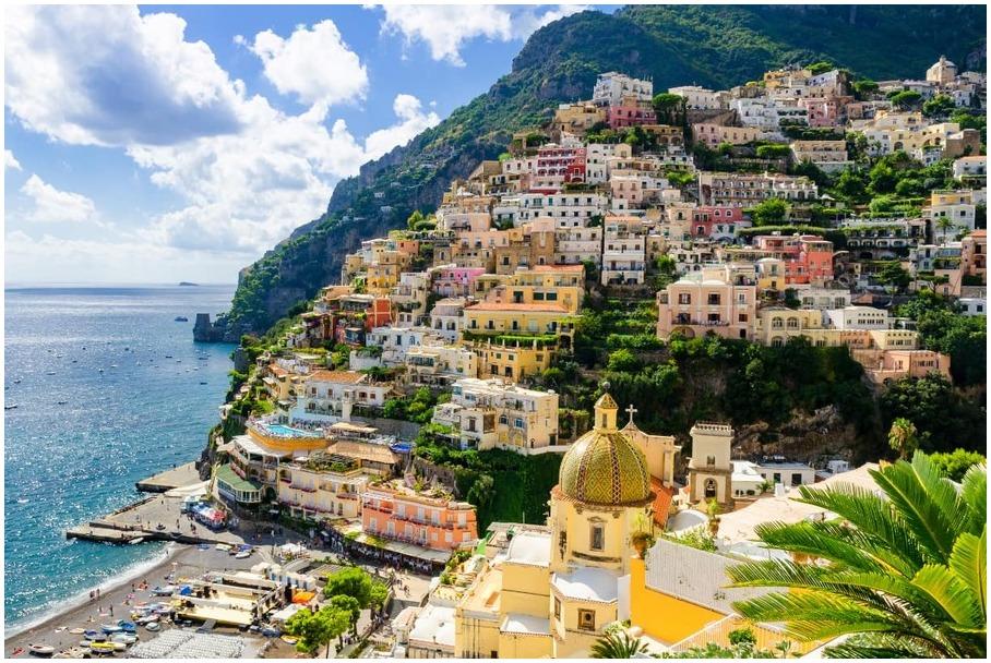positano-Italie