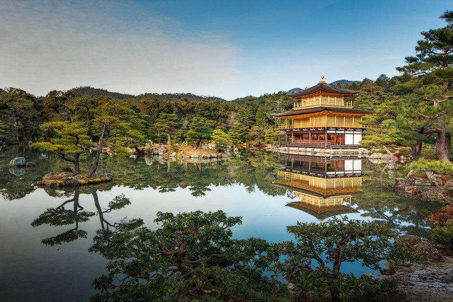 Kinkakuji-kyoto