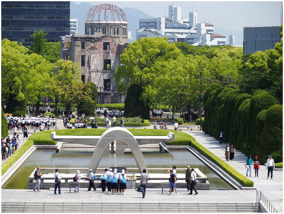 Peace-memorial-hiroshima