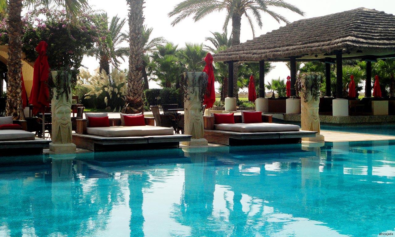 Hôtel Africa Jade Thalasso, Korba
