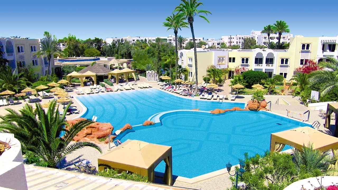 Hôtel Joya Paradise, Djerba