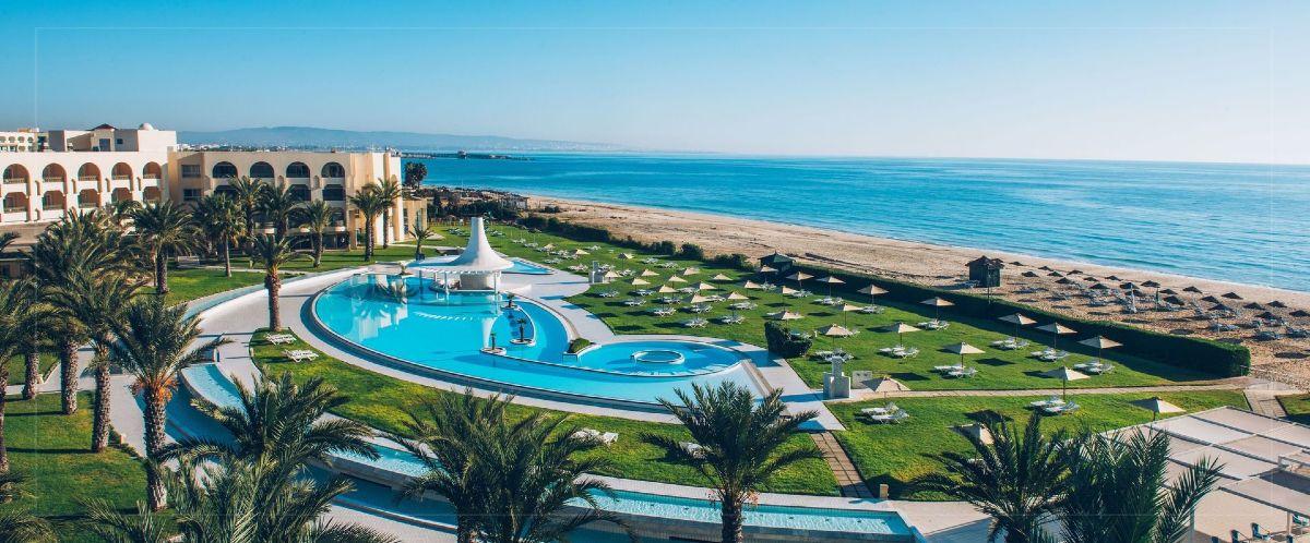 Hotel Iberostar Averroes, Hammamet
