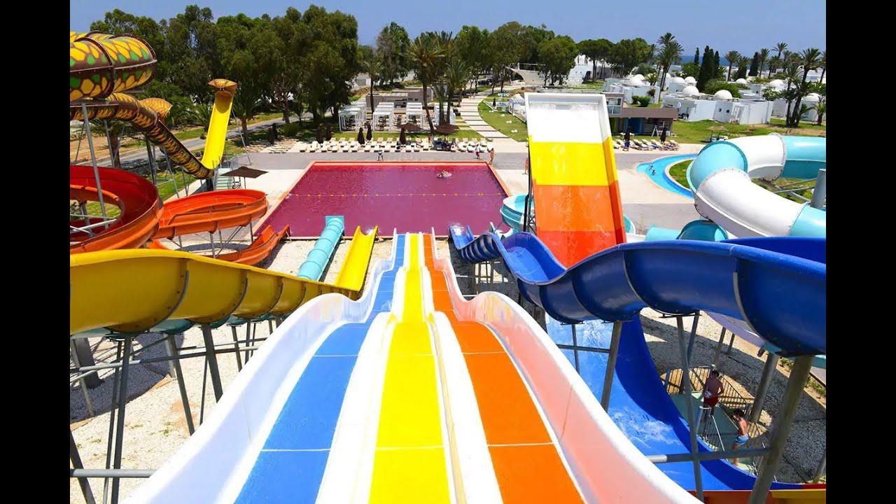 Hôtel One Resort Aqua Park Monastir