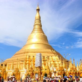 Birmanie et ses temples