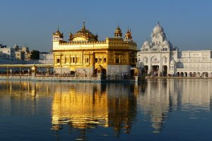 Golden-temple est l'un des monuments indiens à ne pas rater