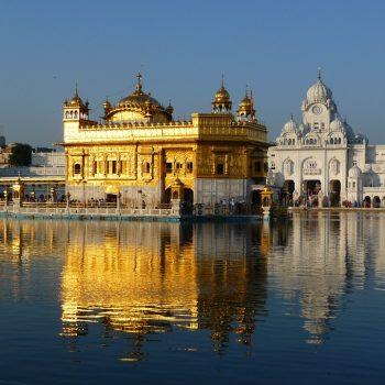 Golden-temple est l'un des monuments indiens à ne pas rater