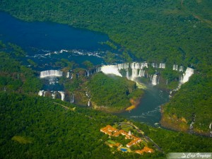 cataratas do Iguaçu)